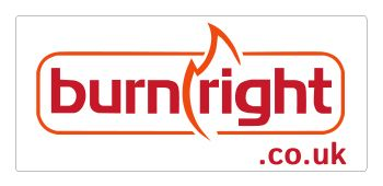 BurnRight van sticker