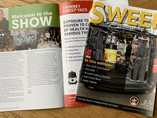 Latest Sweep Stuff magazine – Feb 2020