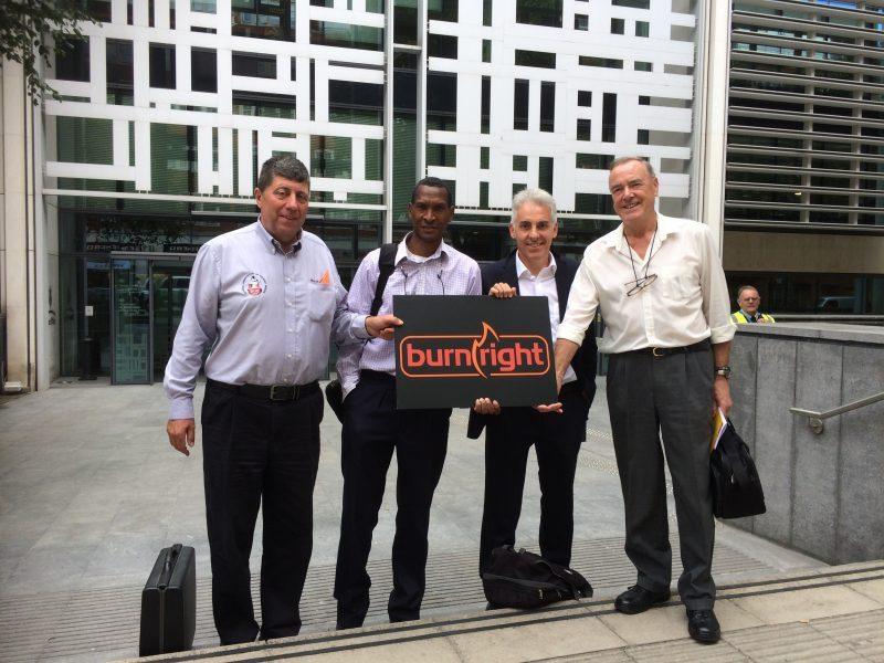 Defra - Burnright Campaign