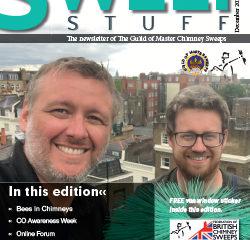 December Sweep Stuff magazine