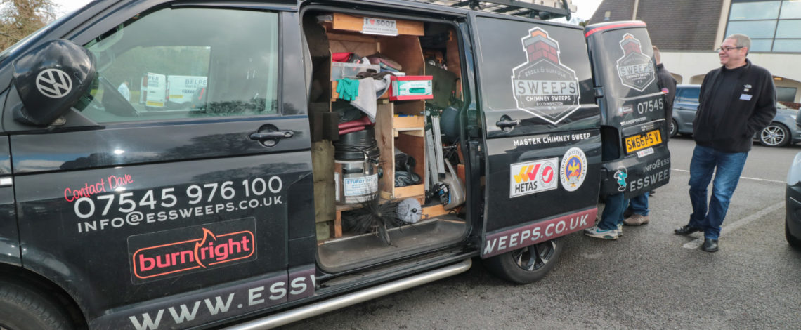 Van of the Year Competition